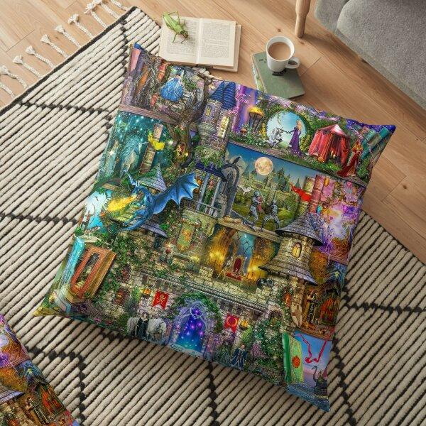 Once Upon a Fairytale Floor Pillow