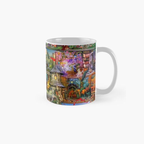 Once Upon a Fairytale Classic Mug