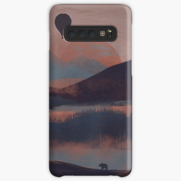 Adrift in the Mountains... Samsung Galaxy Snap Case