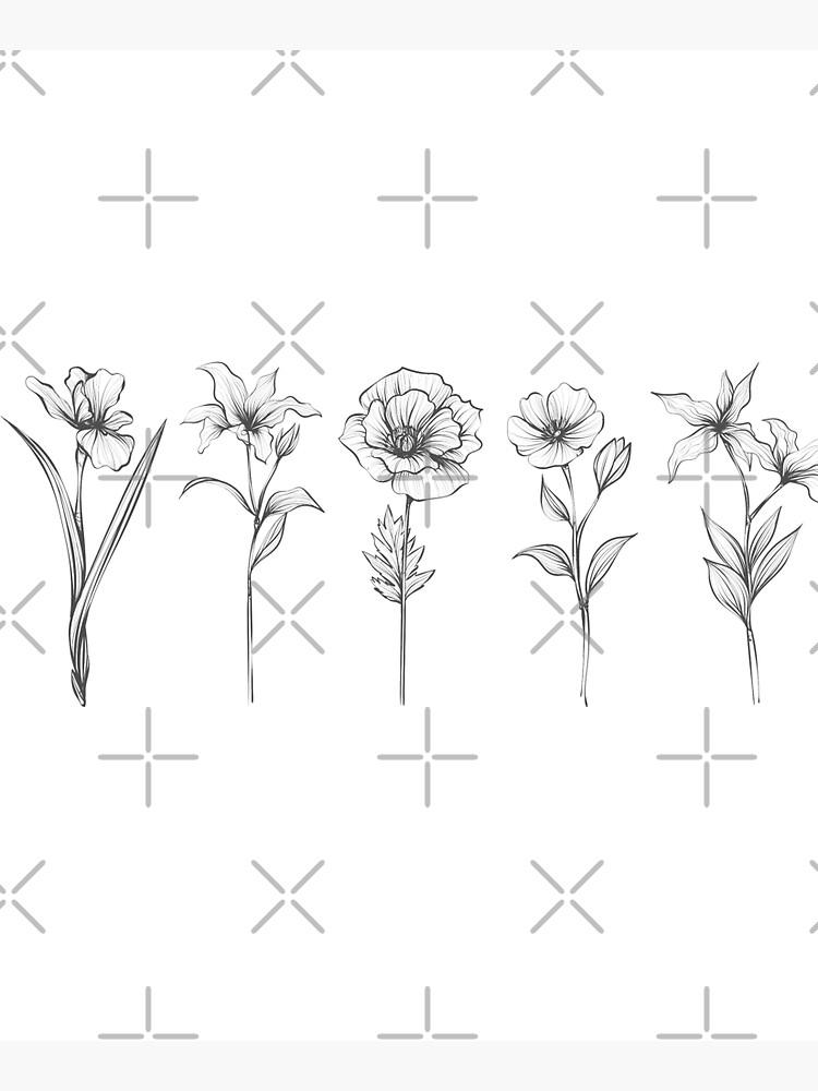 Wild Flowers by alexvoss