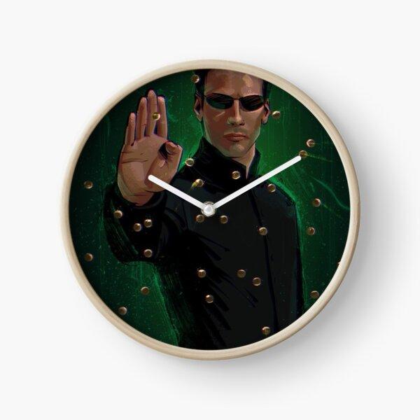 The Matrix Clock