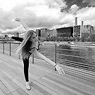 Balerina by Aleksandar Topalovic