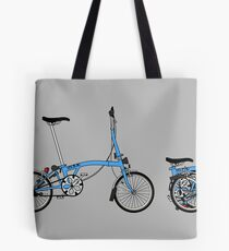 Brompton Bicycle Tote Bag