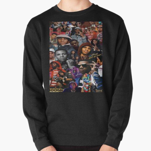 A Boogie wit da Hoodie  Pullover Sweatshirt
