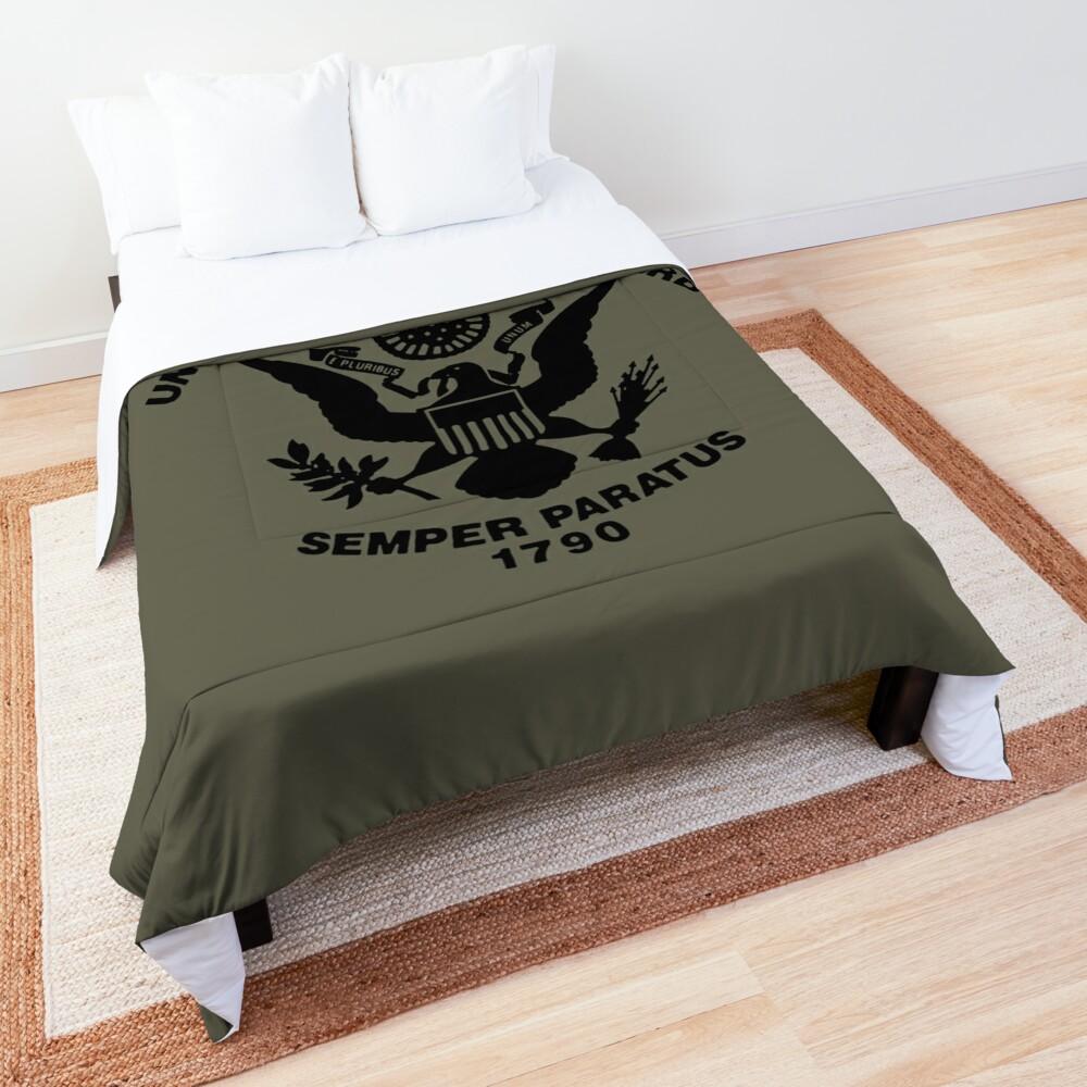 United States Coast Guard Comforter