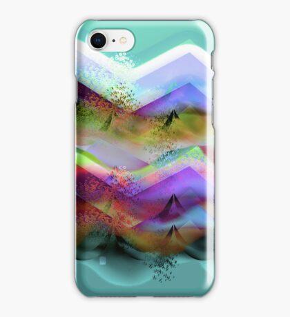 Ocean-Race_21 iPhone Case/Skin