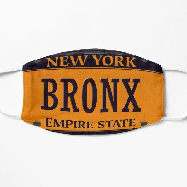 Bronx, New York City Plate Number, Creative Gift Flat Mask