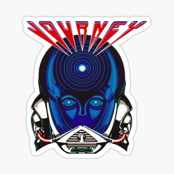 Frontiers Sticker