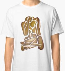 Abstract Lovers Classic T-Shirt