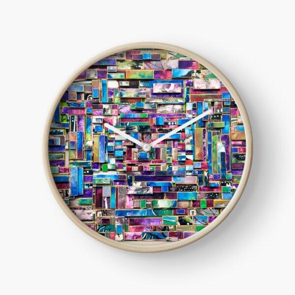 Stolen Moments Clock