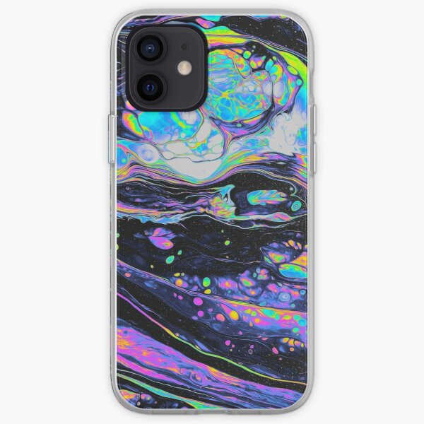 GLASS IN THE PARK iPhone Soft Case
