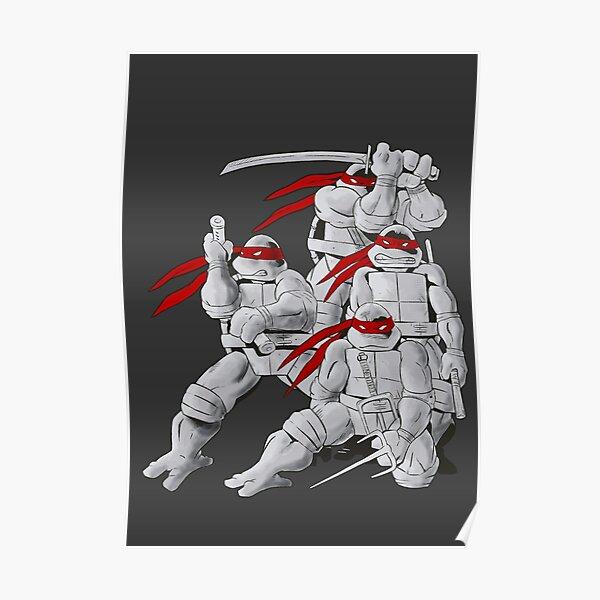 Mirage TMNT Poster