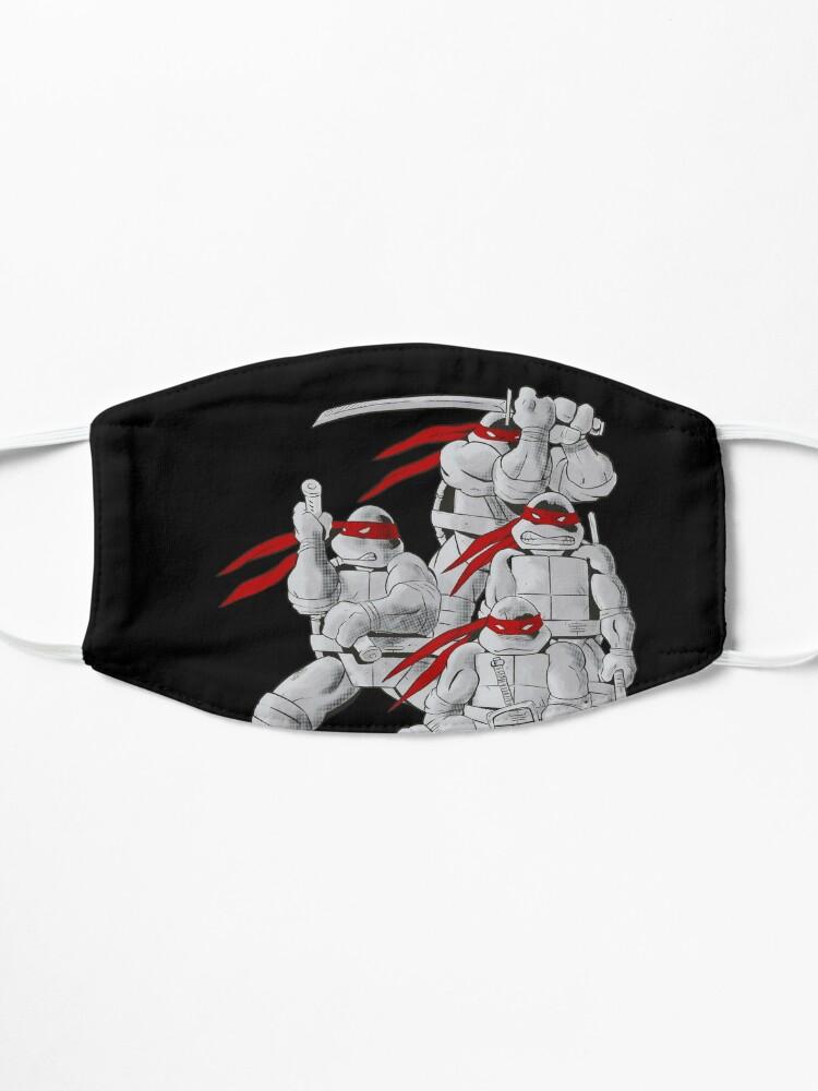 Alternate view of Mirage TMNT Mask