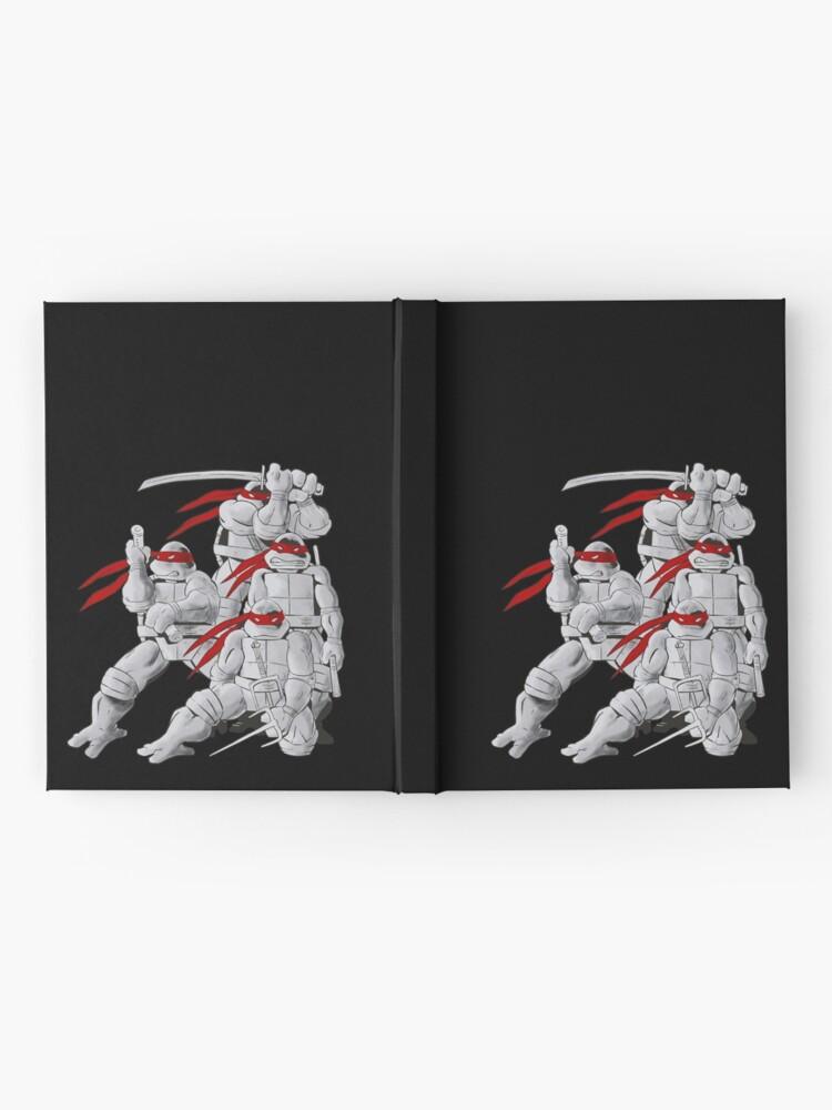 Alternate view of Mirage TMNT Hardcover Journal