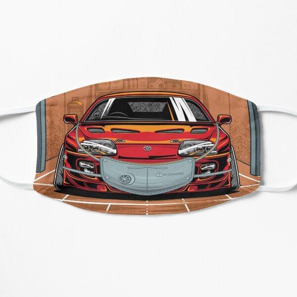 Toyota Supra Covid 19  Flat Mask