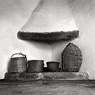 Kitchen Baskets by © CK Caldwell IPA