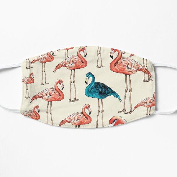 Flamingomuster Maske