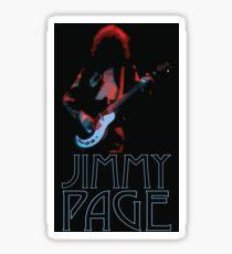Jimmy Page Sticker