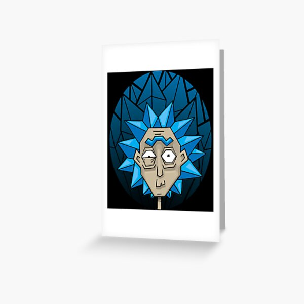 Crystal Rick Greeting Card