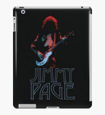 Jimmy Page iPad Case/Skin