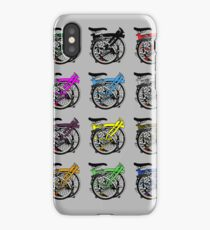 Brompton Bicycle Folded iPhone Case