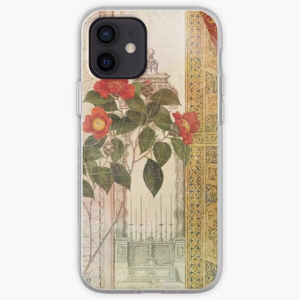Wild Rose iPhone Soft Case