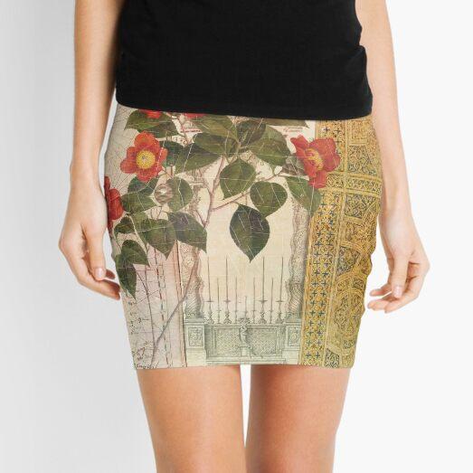 Wild Rose Mini Skirt
