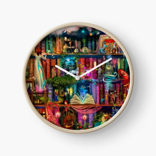 Whimsy Trove - Treasure Hunt Clock