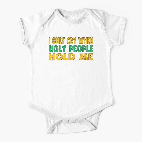 I Only Cry When Democrats Hold Me Republican Toddler//Kids Short Sleeve T-Shirt