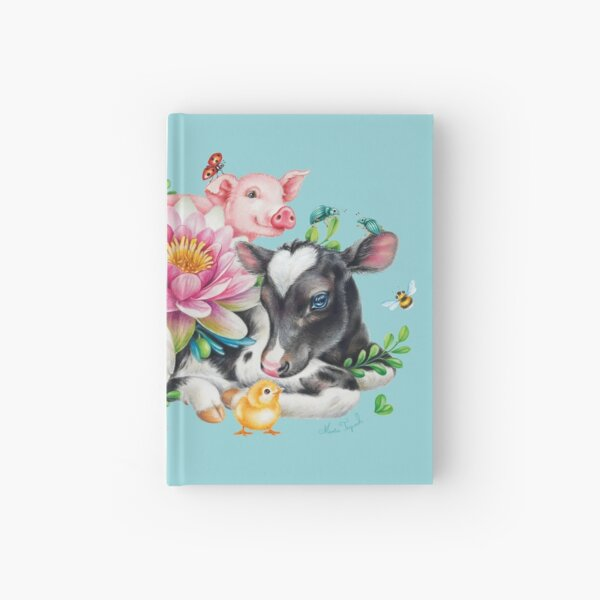 For Daphne from Maria Tiqwah Hardcover Journal