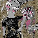 SORRY by Barbara Cannon  ART.. AKA Barbieville