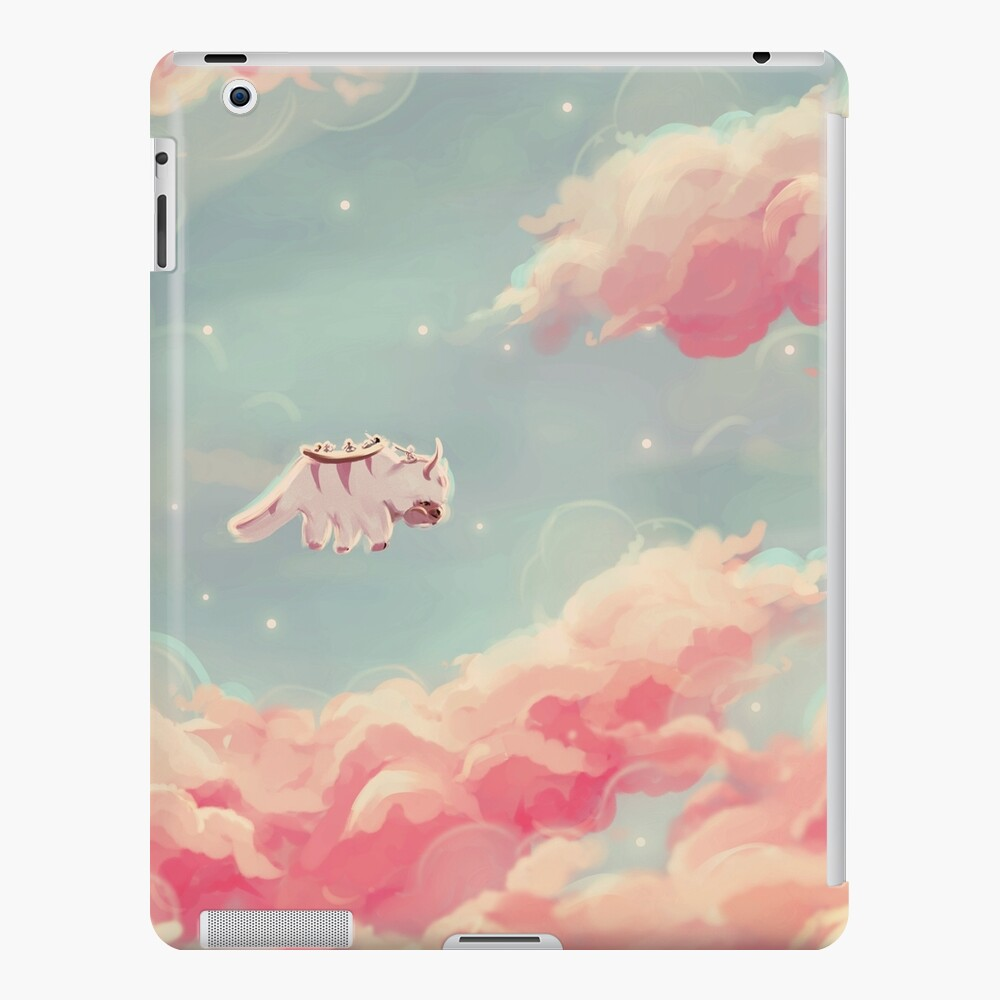 dreamy appa poster v1 iPad Case & Skin