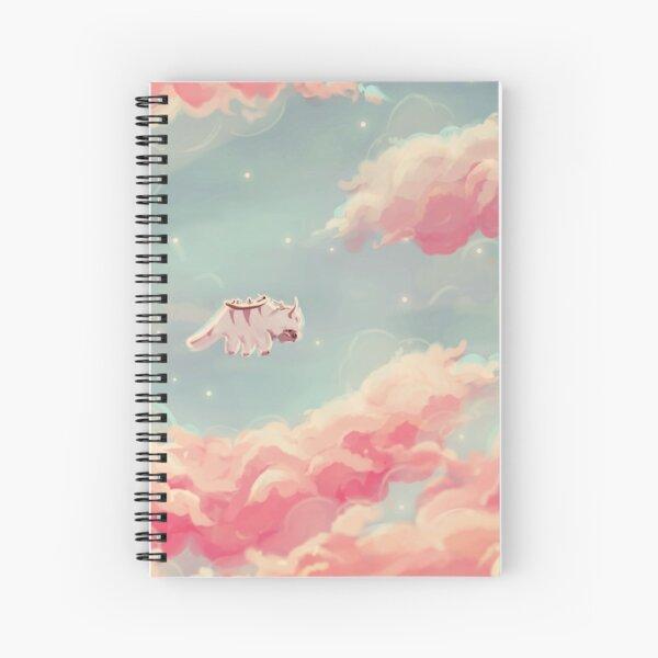 dreamy appa poster v1 Spiral Notebook