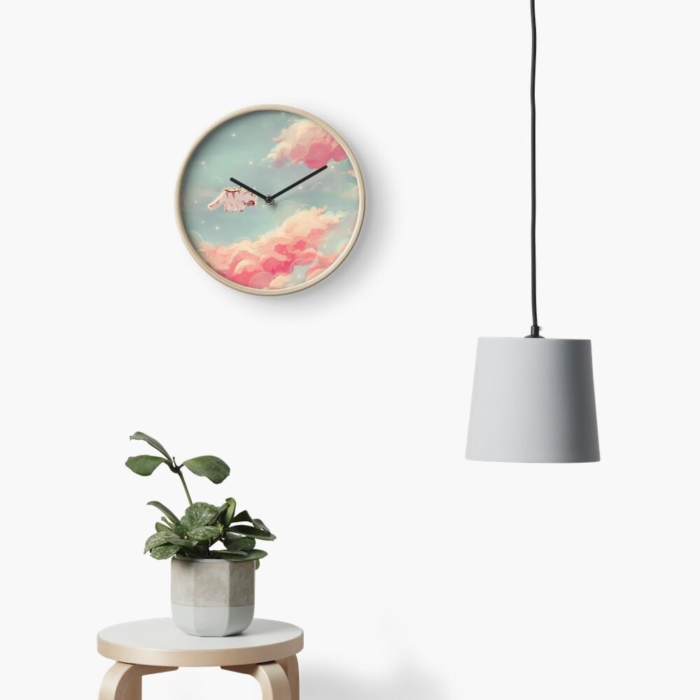 dreamy appa poster v1 Clock