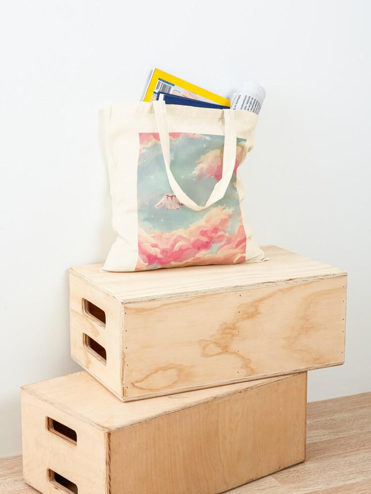 Alternate view of dreamy appa poster v1 Tote Bag