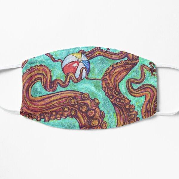 Beach Kraken Flat Mask