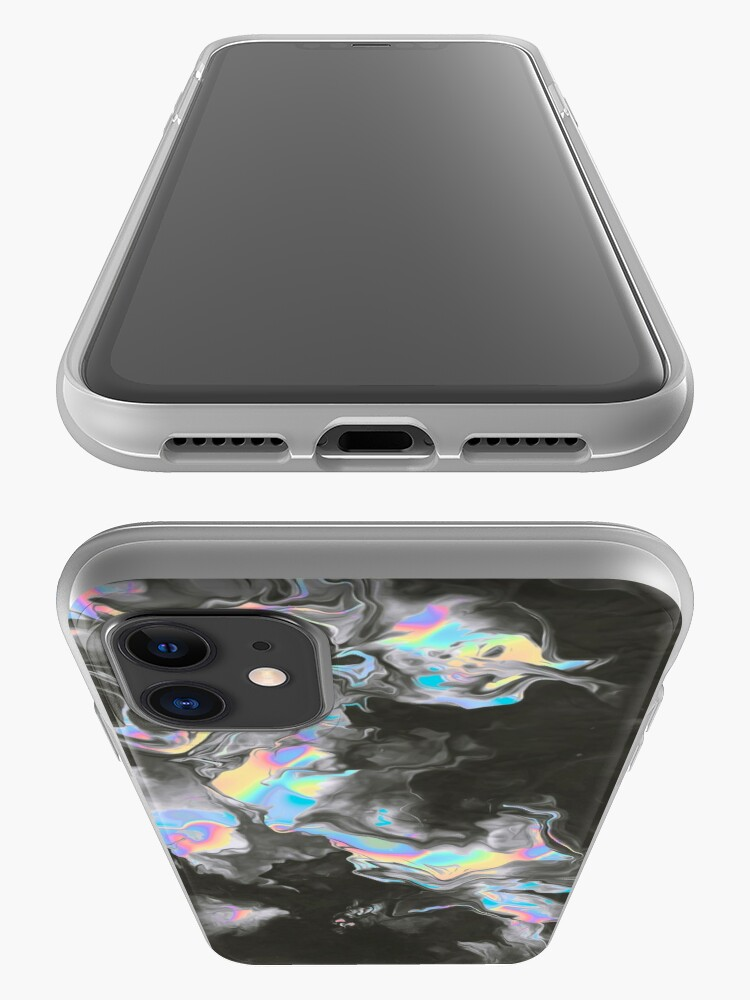 Alternate view of SPACE & TIME iPhone Case & Cover