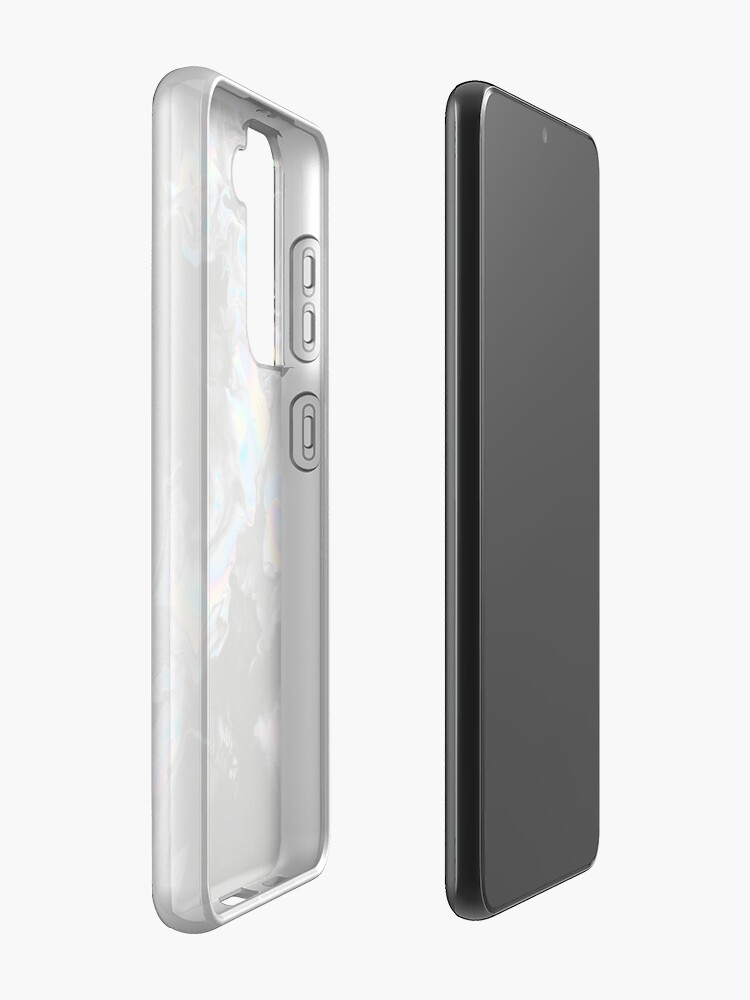 Alternate view of SPACE & TIME Case & Skin for Samsung Galaxy