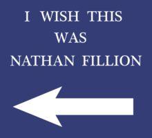 I Wish This Was Nathan Fillion