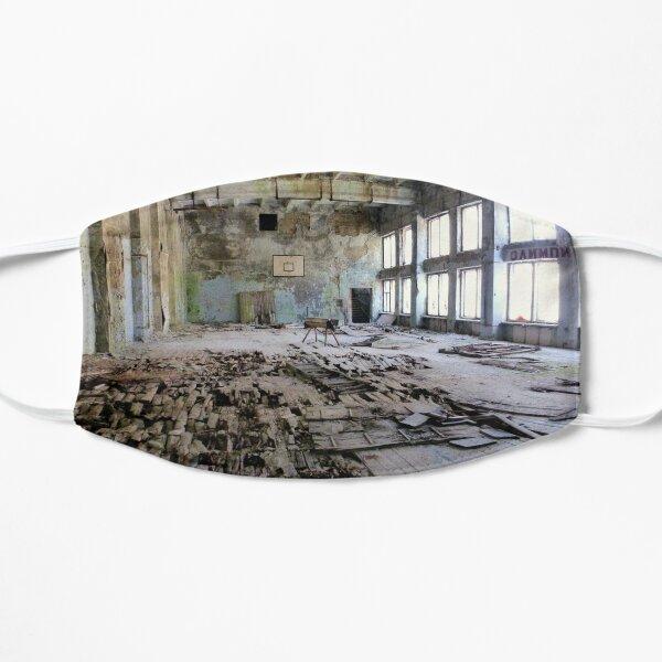 abandoned gym Mask