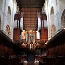 St.Albans Cathedral - The Quire by rsangsterkelly