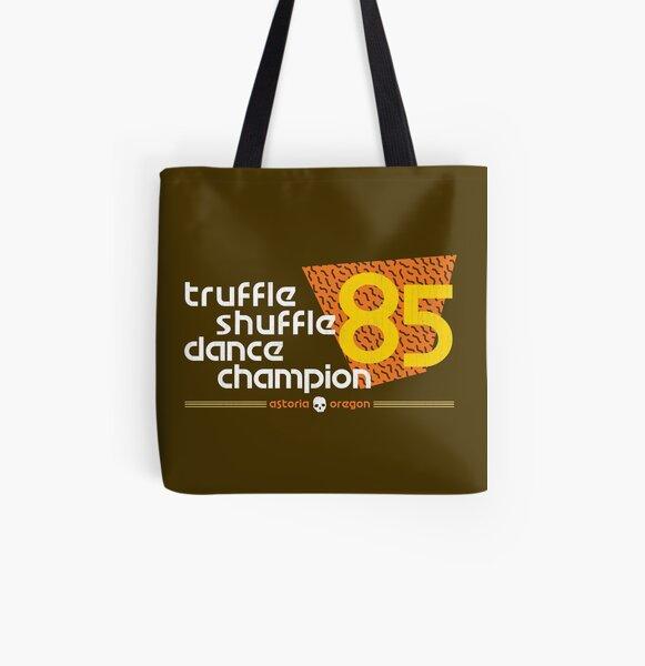 Dance Champ All Over Print Tote Bag