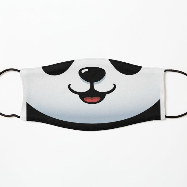 Masque Pandamic - Masque Furry Face - Funny Panda Masque enfant