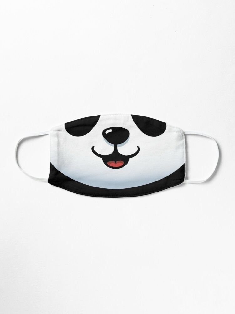 Alternate view of Pandamic Mask Mask