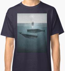 At sea. Classic T-Shirt