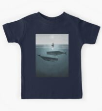 At sea. Kids Tee