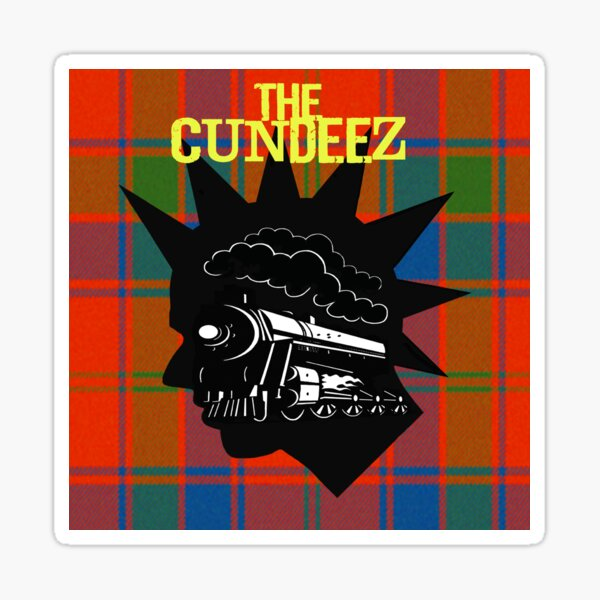 The CundeeZ- Murder on the Oary Express Sticker