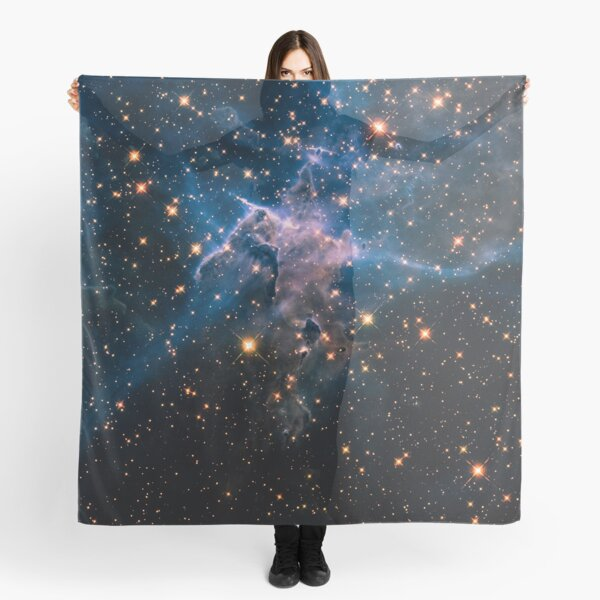 Mystic Mountain (Infrared) Scarf