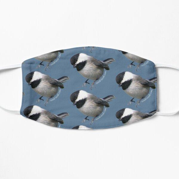 Chickadeedeedee mask blue Mask