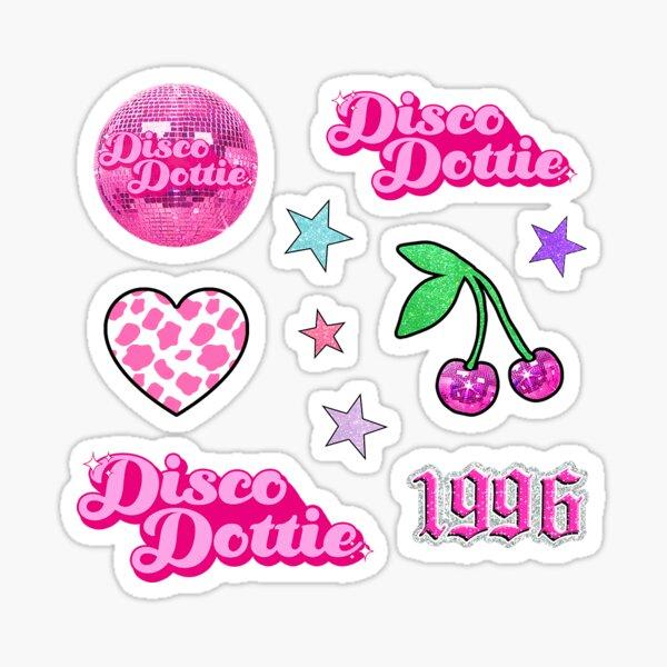 discodottie sticker pack Sticker
